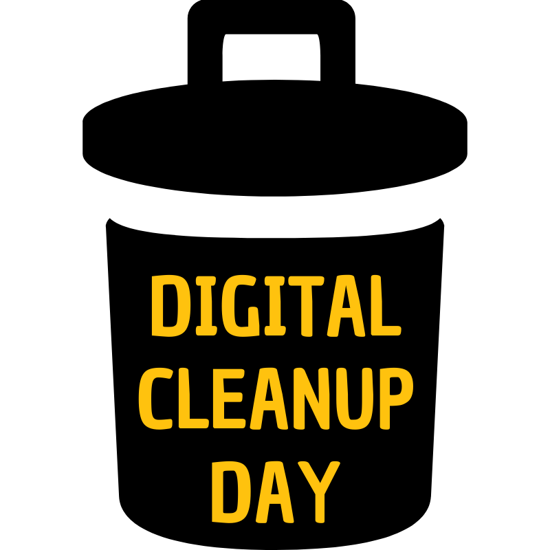 Digital Cleanup Day