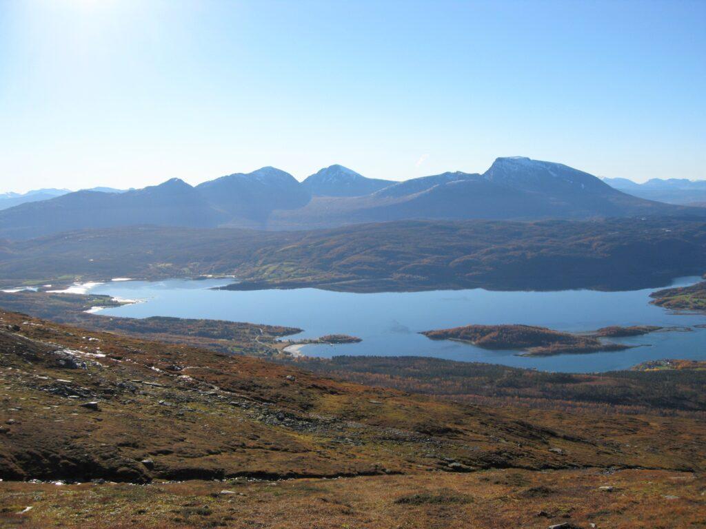 Mesterøya, Foto: Gunn M Grønås I Balsfjord Kommune